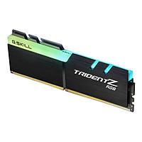 RAM PC G.Skill 8GB (8GBx1) LED RGB Tản Nhiệt DDR4 F4-3000C16D-16GTZR - Hàng Chính Hãng