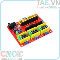 CNC Shield V4 Dùng Arduino Nano