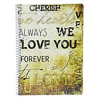 Sổ Lò Xo Devyt A4 160 Trang Đl70/92 - Love