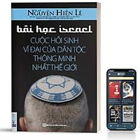 Sách - Bài Học Israel - Cuộc Hồi Sinh Vĩ Đại Của Dân Tộc Thông Minh Nhất Thế Giới  - BizBooks