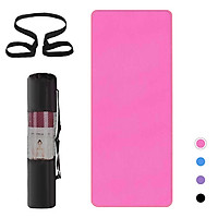 10mm Thick Yoga Mat Non-slip Yoga Mat for Men Women Fitness Gym Exercise Pilates Yoga Mat Pads