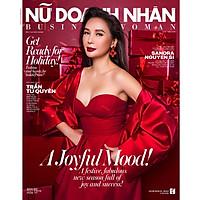 Tạp chí NỮ DOANH NHÂN số 131 phát hành T12/2019