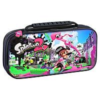 Túi Chống Sốc Và Chống Nước Splatoon 2 cho Máy Chơi Game Nintendo Switch-Hàng Nhập Khẩu