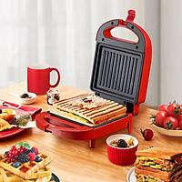 Máy Nướng Bánh Mì Làm Bữa Sáng Đa Năng Dễ Sử Dụng