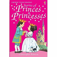 Usborne Young Reading Series One : Stories of Princes and Princesses + CD