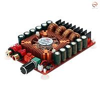 Bảng mạch khuếch đại âm thanh kỹ thuật số công suất cao stereo 2 kênh TDA7498E 2*160W hỗ trợ BTL 220W