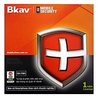 Phần mềm bảo vệ điện thoại Bkav Mobile Security BMS - Hàng chính hãng