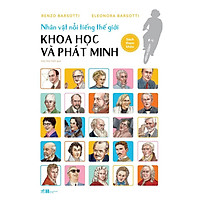 Sách - Nhân vật nổi tiếng thế giới - Khoa học và phát minh (tặng kèm bookmark thiết kế)