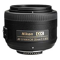 Ống kính Nikon AF-S 35mm f/1.8G - Hàng chính hãng