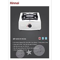 Bếp gas đơn Rinnai RV-MC15S-hàng chính hãng