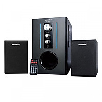 Loa Vi Tính SoundMax A-960/2.1 40W TG - Hàng chính hãng