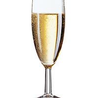Bộ 6 Ly Rượu Champagne Thủy Tinh Luminarc Savoie 11911 170ml
