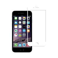 Miếng Dán Cường Lực Bảo Vệ Màn Hình Toàn Diện Cho Iphone 6 Plus_6s Plus - Full Màn Hình - Màu Trắng - Hàng Chính Hãng