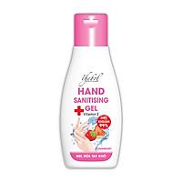 nước rửa tay khô diệt khuẩn hương dâu Thebol 100ml (Combo 5 chai )
