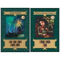 Combo 2 cuốn tiểu thuyết kinh điển: Hai Vạn Dặm Dưới Biển + Công Chúa Nhỏ