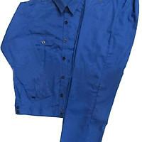 Bộ quần  áo bảo hộ Xanh bảo hộ lao động