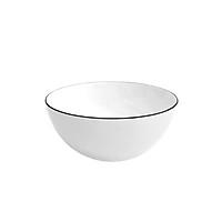 Tô JYSK nID sứ trắng bóng DK20.5x8cm