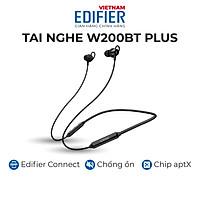 Tai nghe Bluetooth 5.1 EDIFIER W200BT Plus Âm thanh Stereo Chống nước IPX5 - Hàng chính hãng