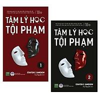 Sách - Tâm Lý Học Tội Phạm - Bộ 2 Tập