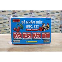 Bé Nhận Biết ABC,123 Chữ Cái Tiếng Việt