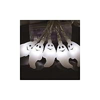 Đèn dây LED trang trí Halloween và lễ giáng sinh hình ma chơi sáng tạo
