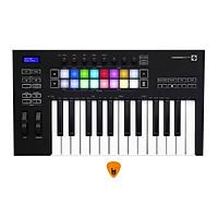 Novation Launchkey 25 MK3 Bàn phím sáng tác - Sản xuất âm nhạc Producer Keyboard Controller for Ableton Live - Kèm Móng Gẩy DreamMaker