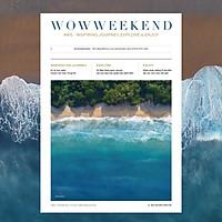 Tạp chí Wowweekend vol 3 - Ấn phẩm