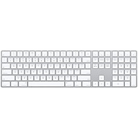 Bàn phím Apple Magic Keyboard with Numeric Keypad - US English, MQ052ZA/A - Hàng Chính Hãng