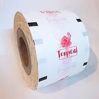 Màng dập giấy, màng ép ly chuyên dụng cho cốc giấy - cuộn 3kg dập được 3000 cốc chắc chắn, đẹp đẽ