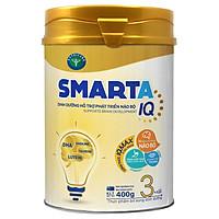 Sữa bột SmartA IQ 3 hỗ trợ phát triển não bộ & dinh dưỡng cho bé 1-3 tuổi