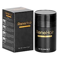 Hộp bột phủ làm dày tóc Rene Hair Black Color (Đen) 12g