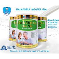 Sữa Dinh Dưỡng Cao Cấp - Halan Milk - 12 loại hạt quý và 36 vitamin - Cung cấp Vitamin, Khoáng chất
