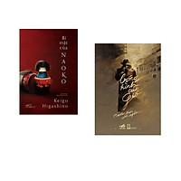 Combo 2 cuốn sách: Bí mật của Naoko   + Bóng hình của gió