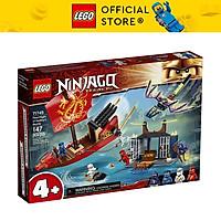 LEGO Ninjago 71749 Tàu chiến hạm bay Bounty (147 chi tiết)