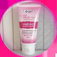 Gel rửa mặt ngừa mụn & nếp nhăn Yanhee Cleansing 50g Thái Lan (Màu trắng hồng)