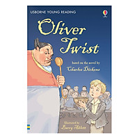 Usborne Young Reading Series Three: Oliver Twist + CD