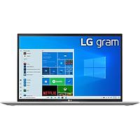 Laptop LG Gram 2021 17ZD90P-G.AX71A5 (Core i7-1165G7/ 16GB LPDDR4X/ 256GB SSD NVMe/ 17 WQXGA IPS/ NonOS) - Hàng Chính Hãng