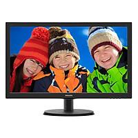 Màn Hình Philips 223V5LHSB2 21.5 Inch Full HD (1920 x 1080) 5ms 60Hz TFT-LCD - Hàng Chính Hãng
