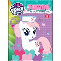 My Little Pony - Jumbo Tô Màu Và Các Trò Chơi 5