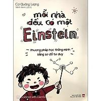 Sách Mỗi Nhà Đều Có Một Einstein - Phương Pháp Học Thông Minh Bằng Sơ Đồ Tư Duy ( Minh Long)