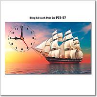 Đồng hồ tranh để bàn PGB-57