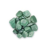 100g đá thanh tẩy bài tarot màu xanh lá kích thước viên lớn