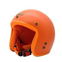 Mũ Bảo Hiểm 3/4 NTMax X1 Chuẩn QUATEST 4 - Vòng đầu từ 54 đến 58cm
