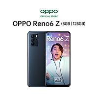 Điện Thoại OPPO RENO 6Z 5G (8GB/128GB) - Hàng Chính Hãng