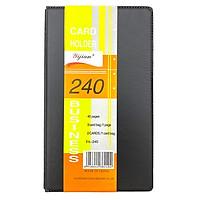 Sổ Đựng Card Da 240 FA-240