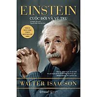 Sách - Einstein - Cuộc đời và vũ trụ (tái bản 2020)