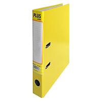 Bìa Còng A4 5cm Happy Color Plus 84-V118 - Vàng