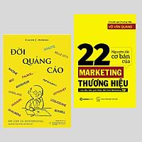Bộ: Đời quảng cáo (tái bản 2019) - 22 Nguyên tắc cơ bản của Marketing thương hiệu