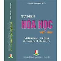 Từ điển hóa học Việt - Anh
