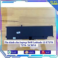 Pin dành cho laptop Dell Latitude 13 E7370 7370 - XCRN3 Hàng Nhập Khẩu